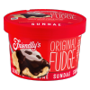 Friendly's Sundaes To Go Original Fudge Ice Cream, 5 fl oz