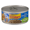 Friskies Ocean White Fish & Tuna Dinner Pate Cat Food, 1 ct