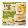 Jimmy Dean Delights Turkey Sausage, Egg White & Cheese, 20.4 oz