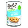 Field Day Organic Garbanzo Beans, 15.5 oz