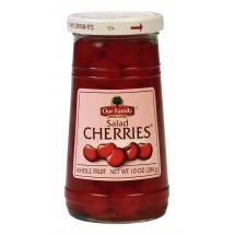 Our Family Salad Cherries, 10 oz