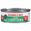 Bumble Bee Chunk Light Tuna in Vegetable Oil, 4 oz