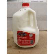 Chappells Whole Milk Gallon