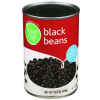 Food Club Black Beans, 15.5 oz