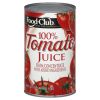 Food Club 100 % Tomato Juice, 46 fl oz