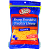 Shur Fine Shredded Sharp Cheddar Cheese, 8 oz