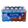 Aquafina Purified Drinking Water, 16.9 fl oz, 24 ct