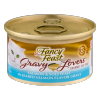 Fancy Feast Gravy Lovers Salmon & Sole Feast In Seared Salmon Flavor Gravy, 3 oz