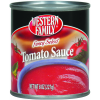 Western Family Fancy Select Tomato Sauce, 8 oz