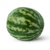 Fresh Cubed Watermelon