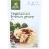 Simply Organic Certified Organic Vegetarian Brown Gravy Seasoning Mix, 1 oz