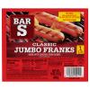 Bar-S America's Favorite Jumbo Franks, 16 oz