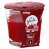 Glade Blooming Peony & Cherry Candle, 3.4 oz