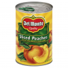 Del Monte Yellow Cling In Heavy Syrup Peaches Sliced, 15.25 oz