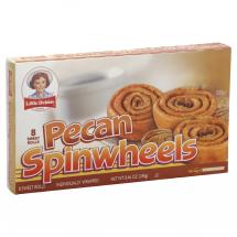 Little Debbie Pecan Spinwheels, 8 ct