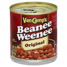 Van Camp's Beanee Weenee Original, 7.75 oz