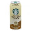 Starbucks Vanilla Doubleshot Energy+Coffee Drink, 15 fl oz