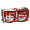 Nutella Hazelnut Spread + Breadsticks Snacks, 4 ct