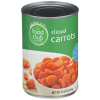 Food Club Sliced Carrots, 14.5 oz
