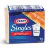Kraft Singles American, 16 ct