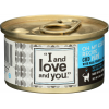 I and Love and You, Cat Food, 3 oz