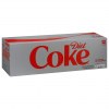 Diet Coke, 12 fl oz, 12 ct