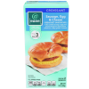 @ Ease Sausage, Egg, & Cheese, Croissant,  9 oz, 2 ct