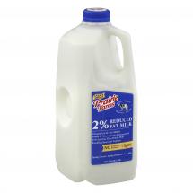 Prairie Farms 2% Milk, Half Gallon