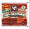 Bar-S Turkey Jumbo Franks, 16 oz