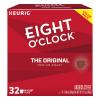 Keurig Eight O'Clock The Original Coffee, 32 ct