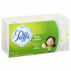 Puffs Plus Lotion White Facial Tissue, 4 ct