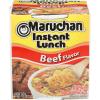 Maruchan Instant Lunch Beef Flavor, 2.25 oz