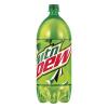 Mountain Dew Soda, 2 l