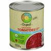 Full Circle Organic Crushed Tomatoes No Salt Added, 28 oz