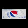 Pepsi Diet Soda, 12 fl oz, 12 ct