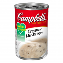 Campbell's Cream of Mushroom Soup, 10.5 oz
