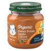 Gerber Baby Food 2nd Foods Organic Sweet Potato Apple Carrot & Cinnamon, 4 oz