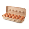 Organic Brown Eggs, 12 ct