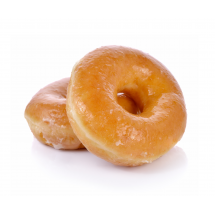 Bowman's Glazed Raised Donut