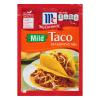 McCormick Mild Taco Seasoning Mix, 1 oz