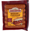 Johnsonville With Beddar Cheddar Smoked Sausage & Cheddar Cheese, 14 Oz