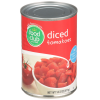 Food Club Diced Tomatoes, 14.5 oz