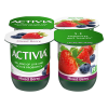 Dannon Activia Lowfat Yogurt Mixed Berry, 4 oz, 4 ct