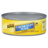 Always Save Chunk Light Tuna in Water, 5 oz