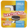 Lunchables Turkey & American, 3.4 oz
