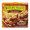 Nature Valley Dark Chocolate Peanut Butter Crunchy Granola Bars, 1.49 oz, 12 ct