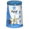 Yoplait Light Fat Free Yogurt Very Vanilla, 6 oz