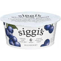 Siggi's Blueberry Yogurt, 1 ct