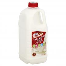 Hiland Whole Milk, 1/2 gal