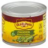 Old El Paso Chopped Green Chiles, 4.5 oz